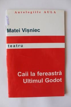 Matei Visniec - Caii de la fereastra. Ultimul Godot