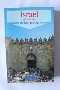 Mic ghid turistic in limba germana - Israel und Palestina