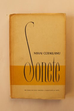 Mihai Codreanu - Sonete