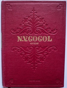 N. V. Gogol - Opere II (Mirgorod) (editie hardcover)