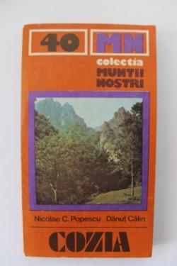 Nicolae C. Popescu, Danut Calin - Cozia (colectia Muntii nostri)