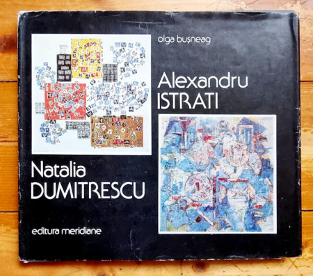 Olga Busneag - Natalia Dumitrescu. Alexandru Istrati (editie hardcover)