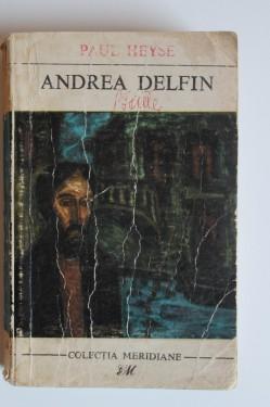 Paul Heyse - Andrea Delfin
