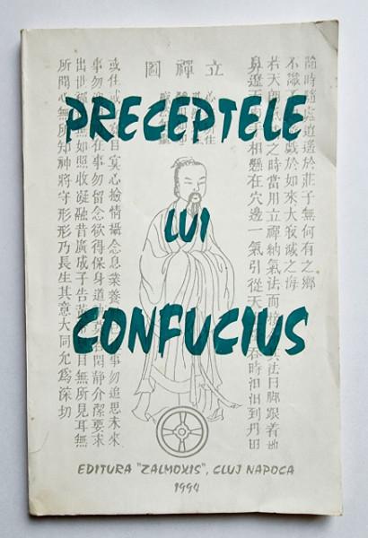 Preceptele lui Confucius (Kron-Te)