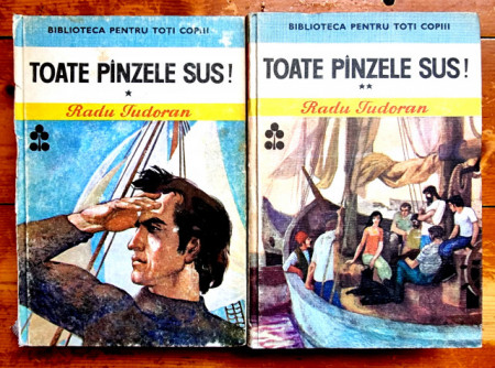 Radu Tudoran - Toate panzele sus! (2 vol.) (editie hardcover)