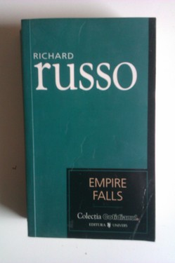 Poze Richard Russo - Empire falls