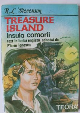 Robert Louis Stevenson - Treasure Island / Insula comorii
