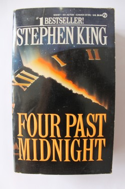 Poze Stephen King - Four past midnight
