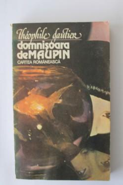 Theophile Gautier - Domnisoara de Maupin