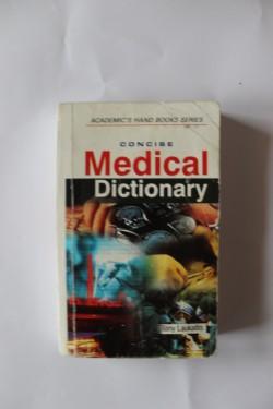 Tony Laukaitis - Concise Medical Dictionary (editie in limba engleza)