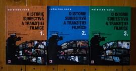Valerian Sava - O istorie subiectiva a tranzitiei filmice. Al Patrulea Val, restauratia mediocrata si refondarea cinemaului romanesc (3 vol., cu autograf)