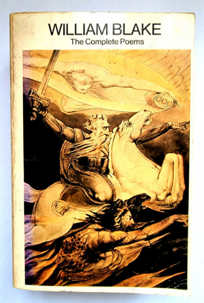 William Blake - The Complete Poems