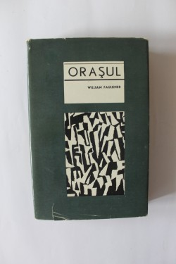 William Faulkner - Orasul (editie hardcover)
