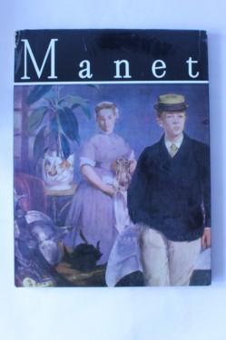 Album Manet (editie hardcover)