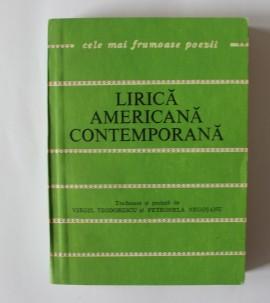 Antologie - Lirica americana contemporana - Cele mai frumoase poezii