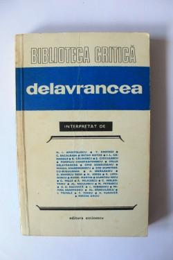 Biblioteca critica - Delavrancea