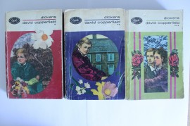 Poze Charles Dickens - David Copperfield (3 vol.)