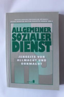 Colectiv autori - Allgemeiner sozialer dienst (editie in limba germana)