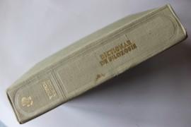 Colectiv autori - Dictionar de filozofie (editie hardcover)