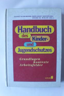 Colectiv autori - Handbuch des Kinder und Jugendschutzes (editie in limba germana, hardcover)