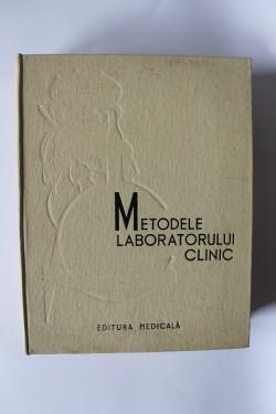 Colectiv autori - Metodele laboratorului clinic (format mare, editie hardcover)