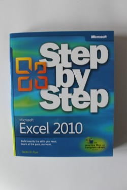 Poze Curtis D. Frye - Step by step. Microsoft Excel 2010 (editie in limba engleza)