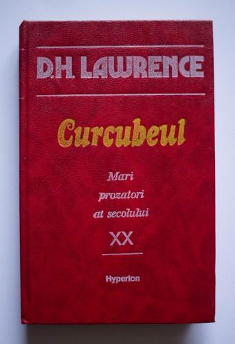 D.H. Lawrence - Curcubeul (editie hardcover)