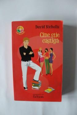 David Nicholis - Cine stie castiga