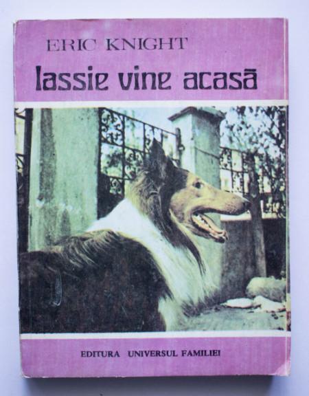 Eric Knight - Lassie vine acasa