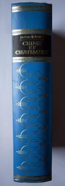 F. Dostoievsky - Crime et chatiment (editie hardcover)