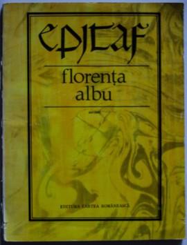 Florenta Albu - Epitaf