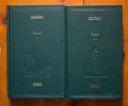 Frank Herbert - Dune (2 vol., editie hardcover)