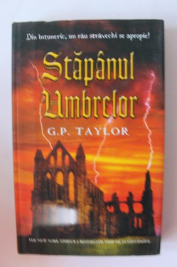 G.P. Taylor - Stapanul umbrelor