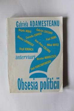 Gabriela Adamesteanu - Obsesia politicii. Interviuri