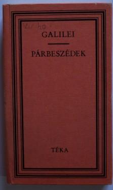 Galileo Galilei - Parbeszedek (editie hardcover)