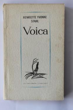 Henriette Yvonne Stahl - Voica (editie hardcover)