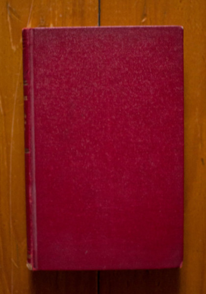 Henry Bordeaux - Nouvelle et Vieille France (editie hardcover, interbelica, frumos relegata)