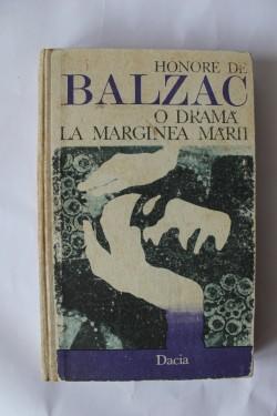 Honore de Balzac - O drama la marginea marii (editie hardcover)