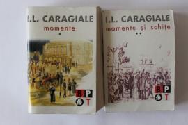 I.L. Caragiale - Momente. Momente si schite (2 vol.)