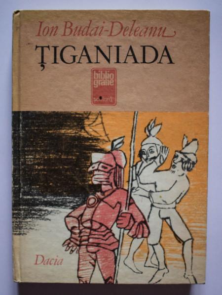 Ion Budai Deleanu - Tiganiada (editie hardcover)
