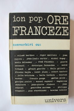 Poze Ion Pop - Ore franceze I-II (2 vol.)