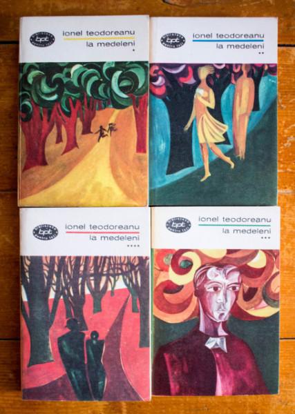 Ionel Teodoreanu - La Medeleni (4 vol.)