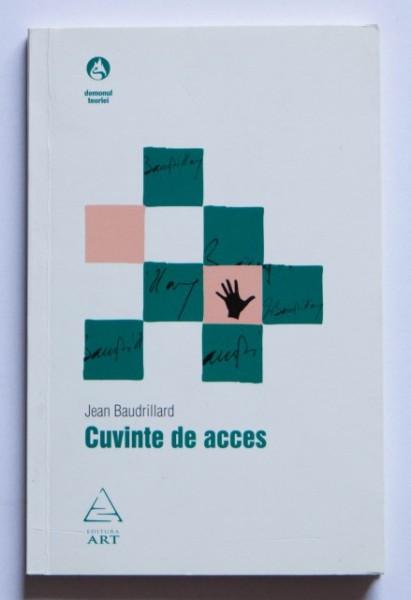 Jean Baudrillard - Cuvinte de acces