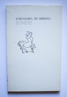 Jose-Maria de Heredia - Sonete (editie bilingva, romano-franceza)