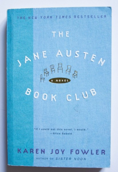 Karen Joy Fowler - The Jane Austen Book Club