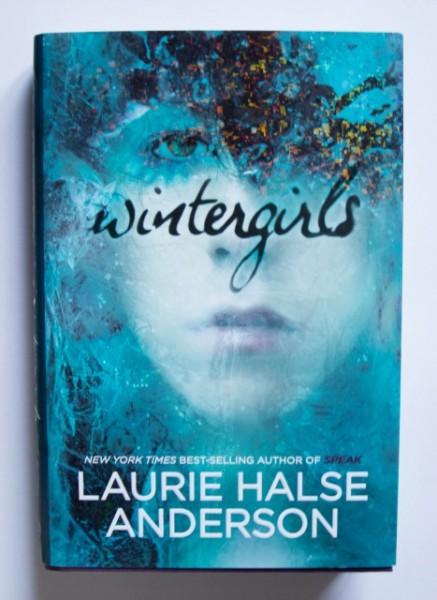 Laurie Halse Anderson - Wintergirls (editie hardcover)