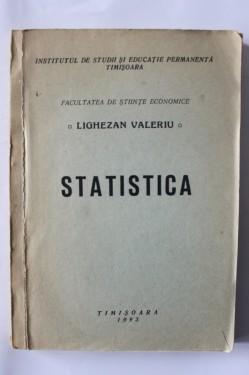 Lighezan Valeriu - Statistica