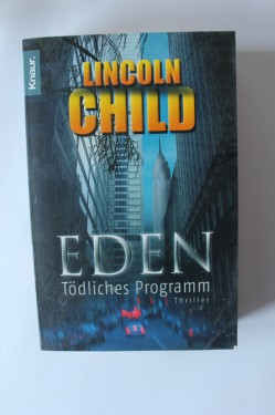 Poze Lincoln Child - Eden