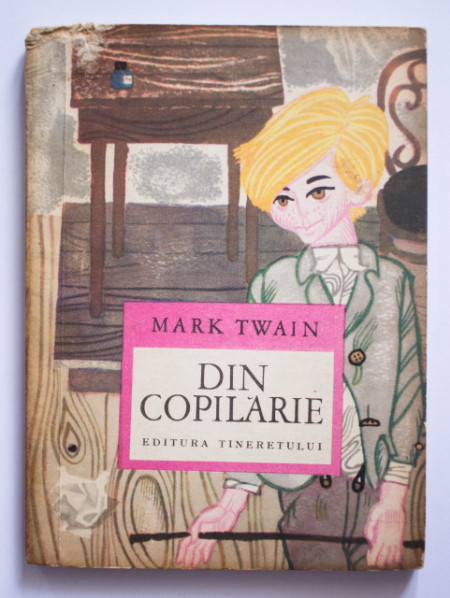 Mark Twain - Din copilarie