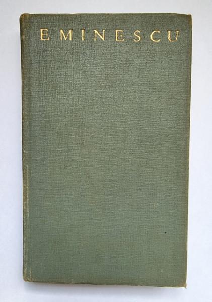 Mihai Eminescu - Poezii (editie bibliofila, hardcover)